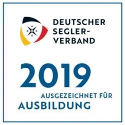 Ausgezeichnet vom DSV für Ausbildung 2019